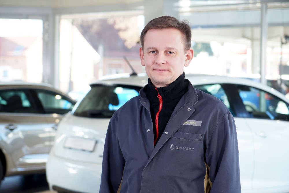 Sergey Mayboroda